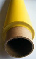 Lemon Yellow Premier Display Paper Roll 15 Metre x 1218mm Super Wide